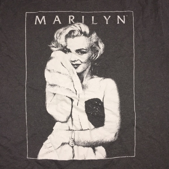 Other - Marilyn Monroe tee shirt {SOLD}
